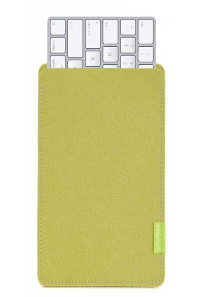 Magic Keyboard Sleeve Lime-Green