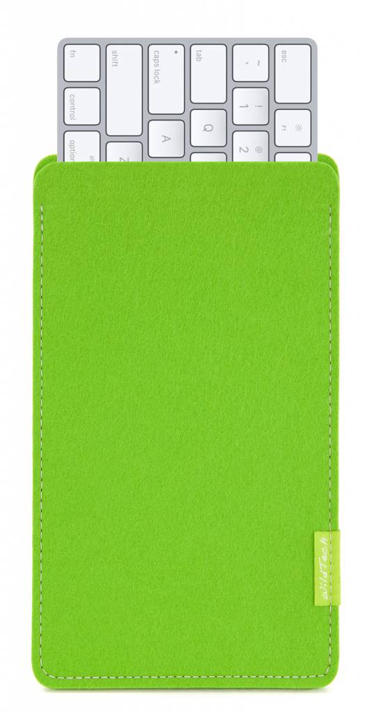 Magic Keyboard Sleeve Bright-Green-1