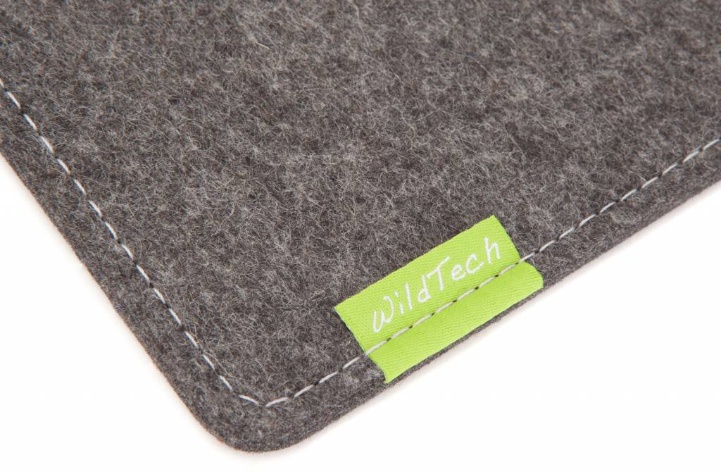Magic Keyboard Sleeve Grau-3