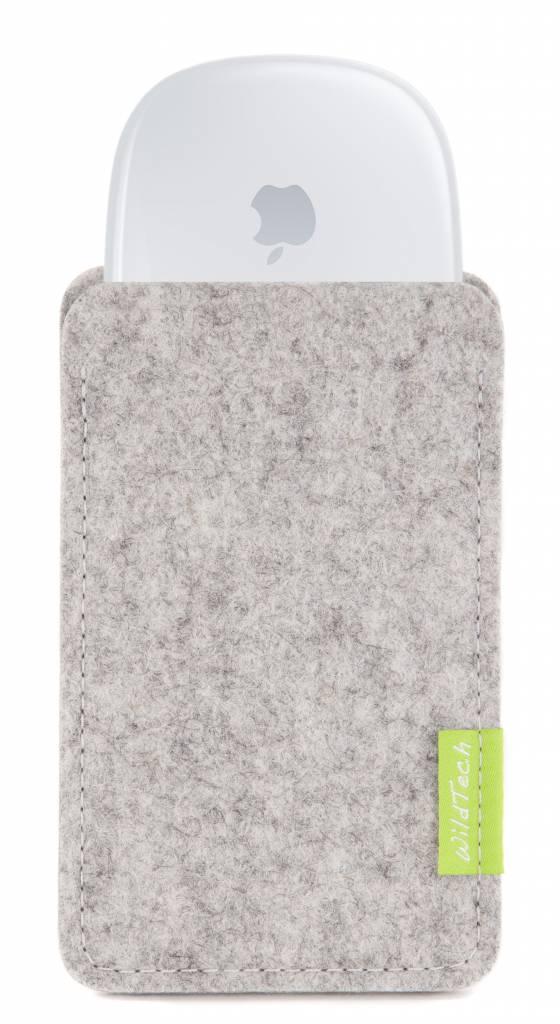 Magic Mouse Sleeve Light-Grey-1