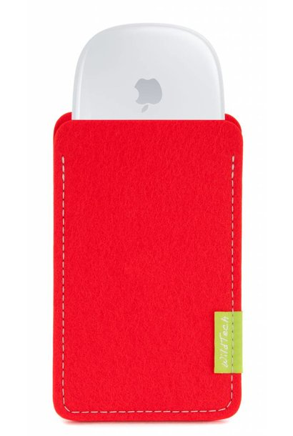 Magic Mouse Sleeve Bright-Red