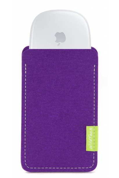 Magic Mouse Sleeve Lila