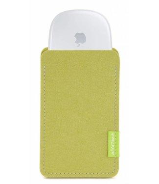 Apple Magic Mouse Sleeve Lindgrün