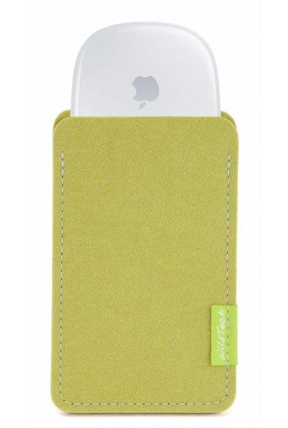 Magic Mouse Sleeve Lindgrün