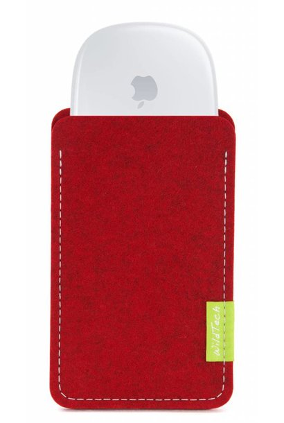 Magic Mouse Sleeve Cherry-Red
