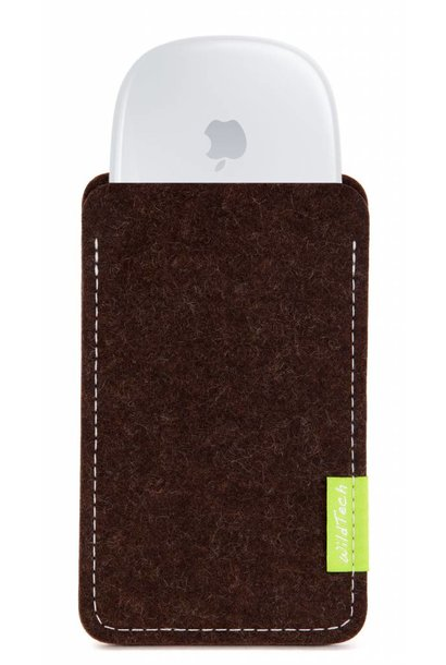 Magic Mouse Sleeve Truffle-Brown
