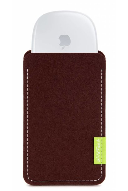 Magic Mouse Sleeve Dark-Brown