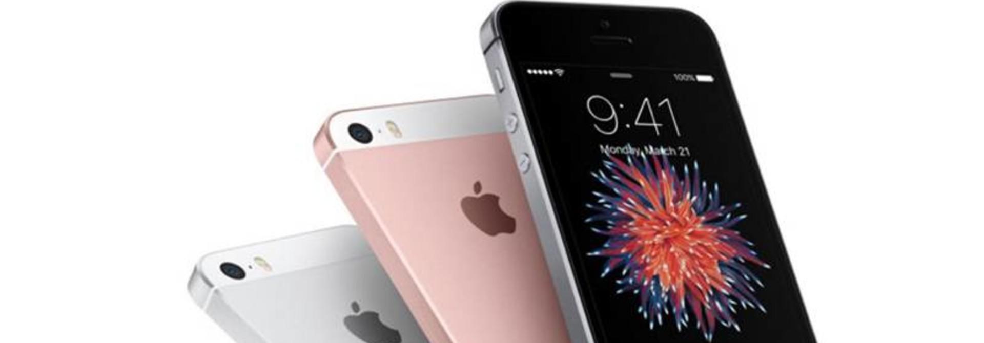 Marktstart iPhone SE & iPad Pro 9.7