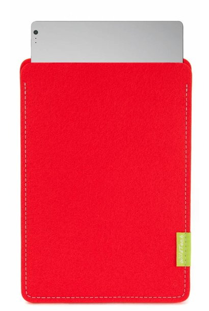 Surface Book/Laptop Sleeve Bright-Red