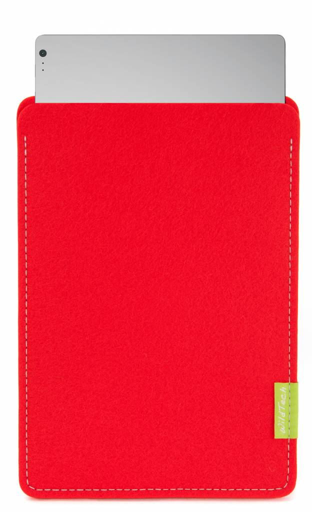 Surface Book/Laptop Sleeve Bright-Red-1