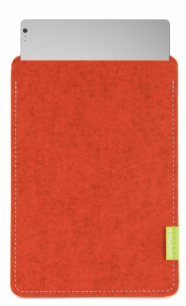Surface Book/Laptop Sleeve Rust-1