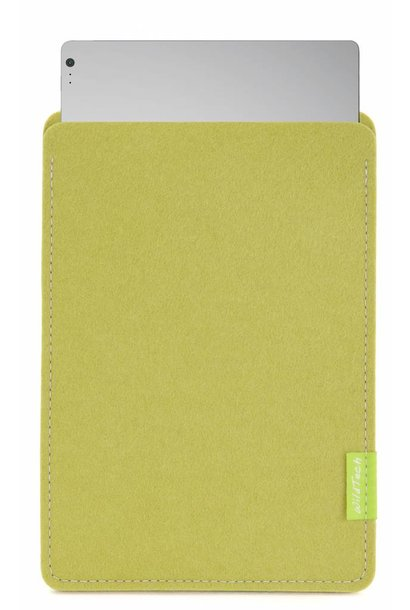 Surface Book/Laptop Sleeve Lime-Green
