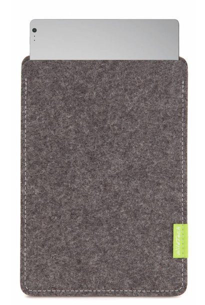Surface Book/Laptop Sleeve Grau