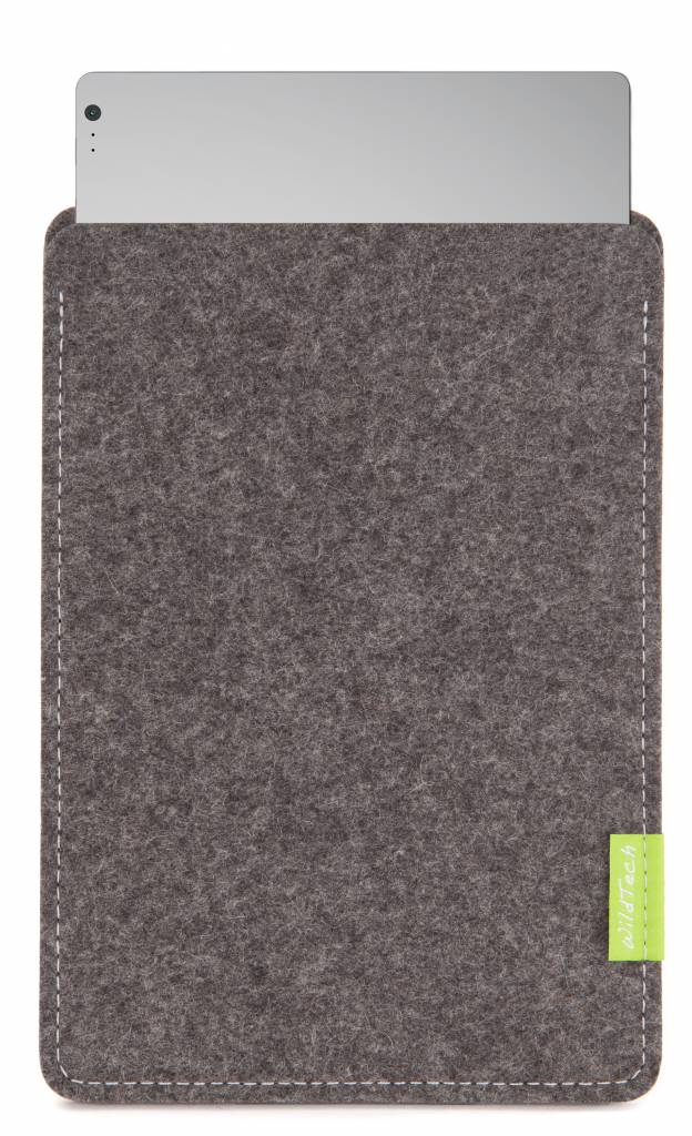 Surface Book/Laptop Sleeve Grau-1