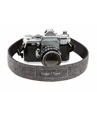 Individuelles KameraStrap Grau