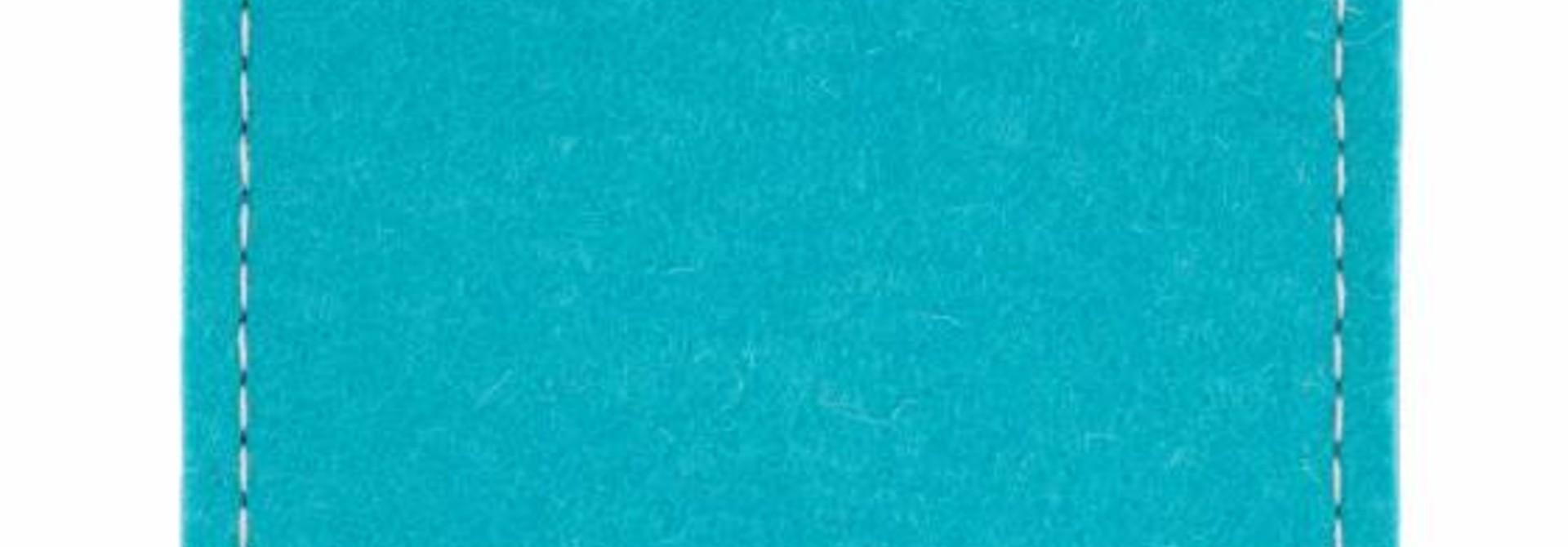 U / Desire / One Sleeve Turquoise