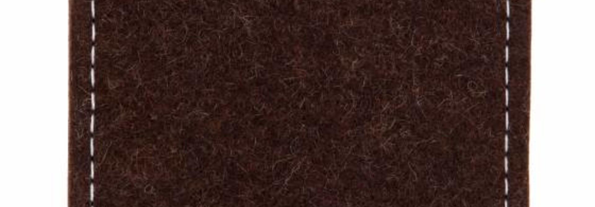 U / Desire / One Sleeve Truffle-Brown