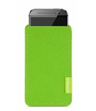 HTC U / Desire / One Sleeve Maigrün