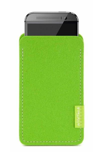 U / Desire / One Sleeve Bright-Green