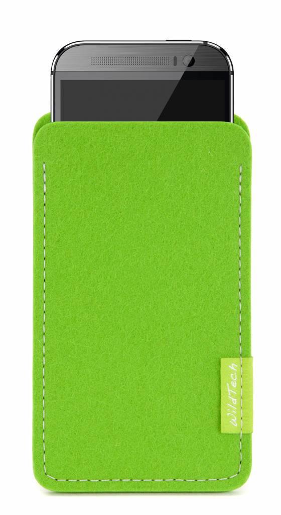 U / Desire / One Sleeve Bright-Green-1