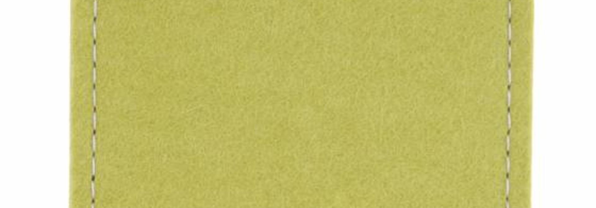 U / Desire / One Sleeve Lime-Green