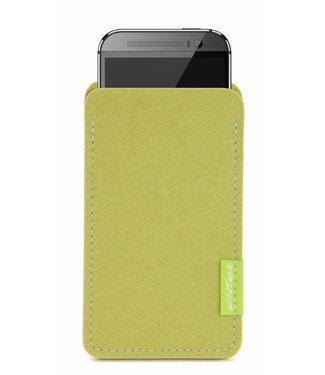 HTC U / Desire / One Sleeve Lindgrün