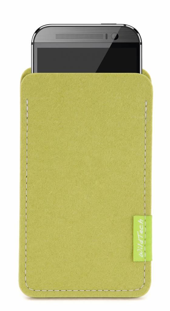 U / Desire / One Sleeve Lime-Green-1