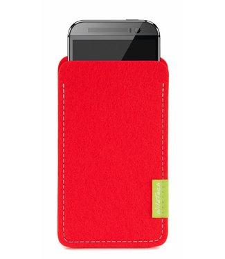 HTC U / Desire / One Sleeve Hellrot