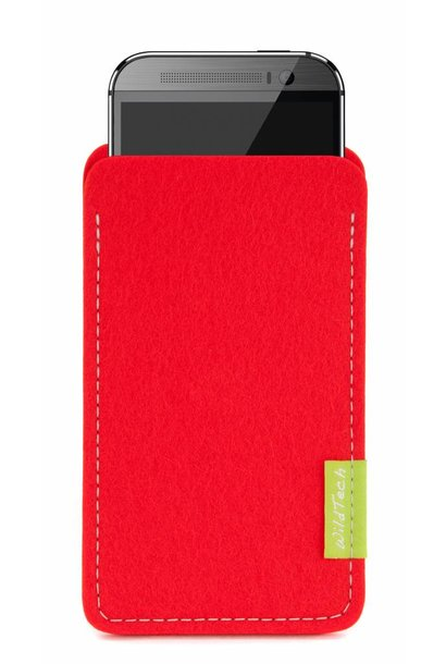 U / Desire / One Sleeve Bright-Red