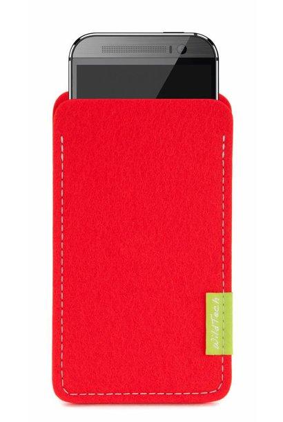 U / Desire / One Sleeve Bright-Red