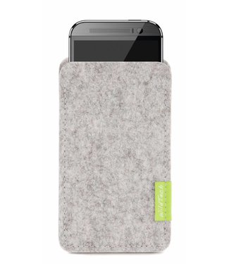 HTC U / Desire / One Sleeve Hellgrau