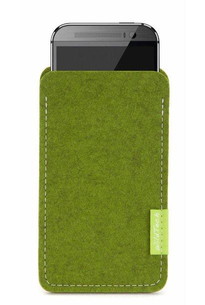U / Desire / One Sleeve Farn-Green