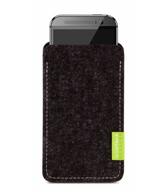 HTC U / Desire / One Sleeve Anthrazit