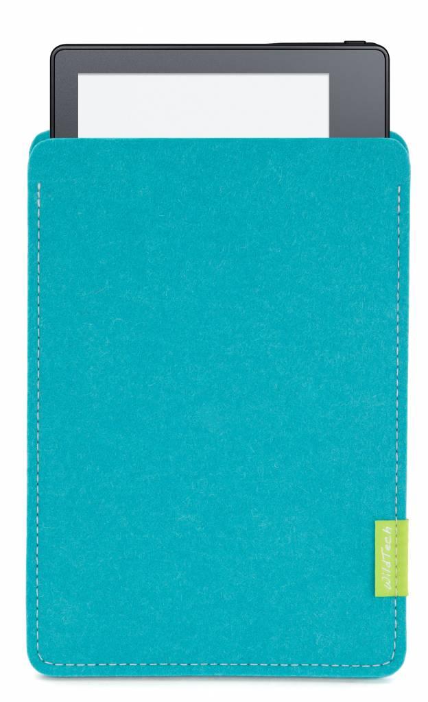 Kindle Sleeve Turquoise-2