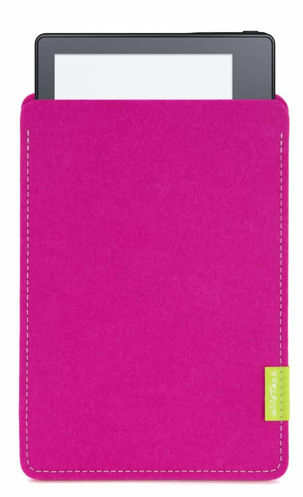 Kindle Sleeve Pink-2