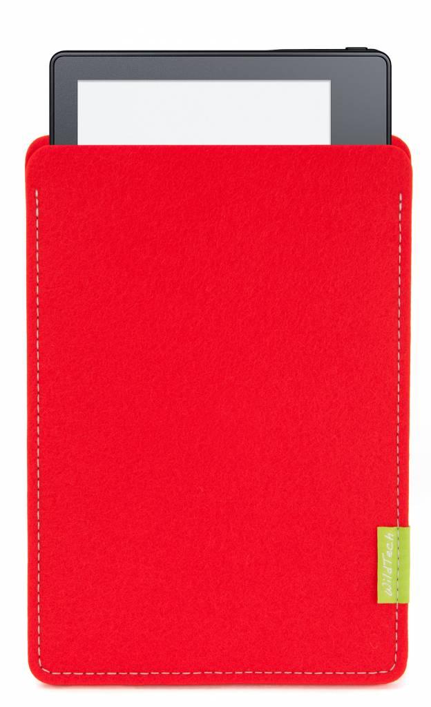 Kindle Sleeve Hellrot-2