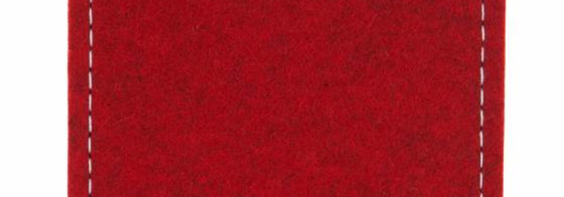 Mi / Redmi Sleeve Kirschrot