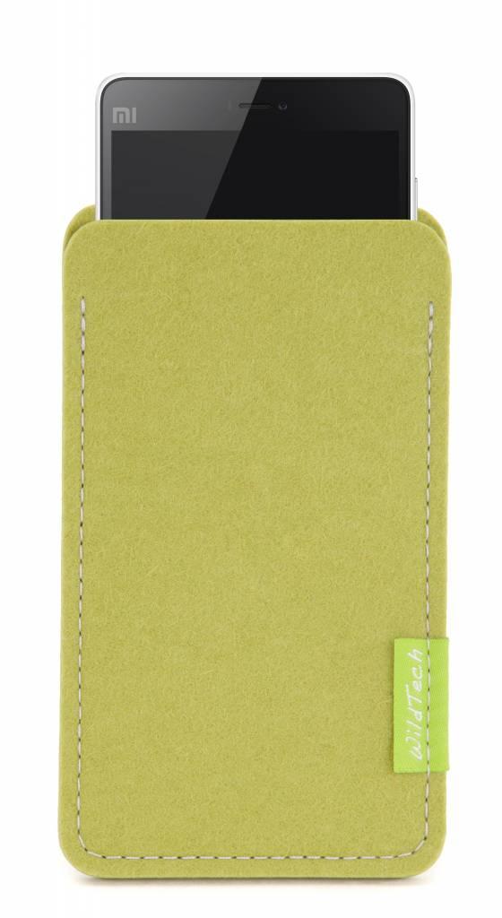 Mi / Redmi Sleeve Lime-Green-1
