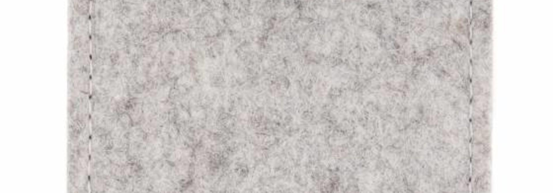 Mi / Redmi Sleeve Hellgrau