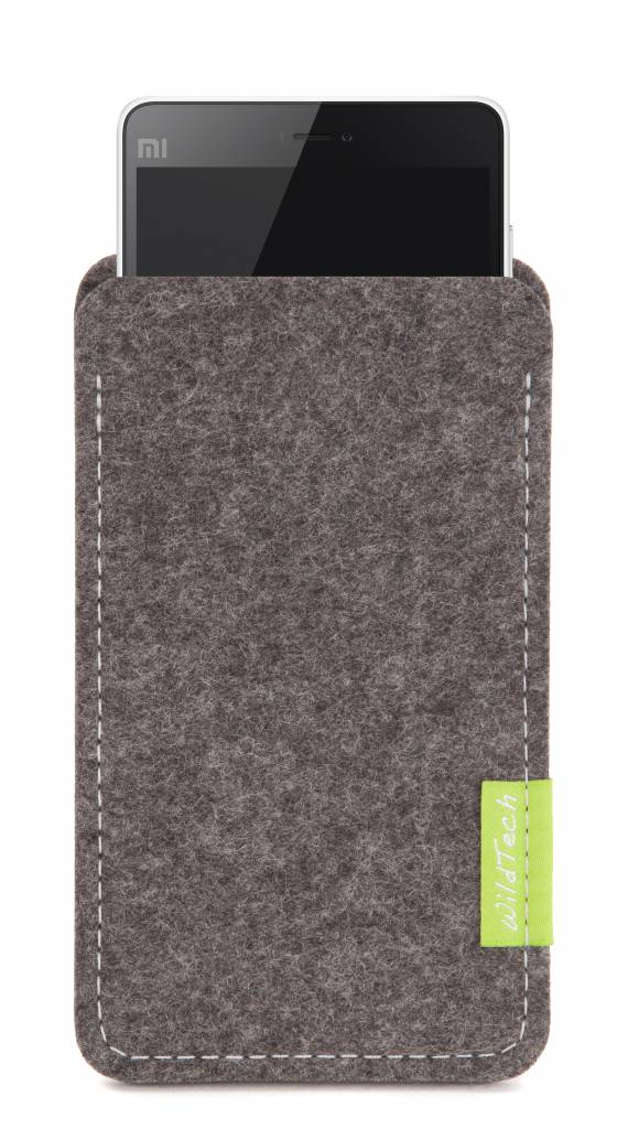 Mi / Redmi Sleeve Grey-1