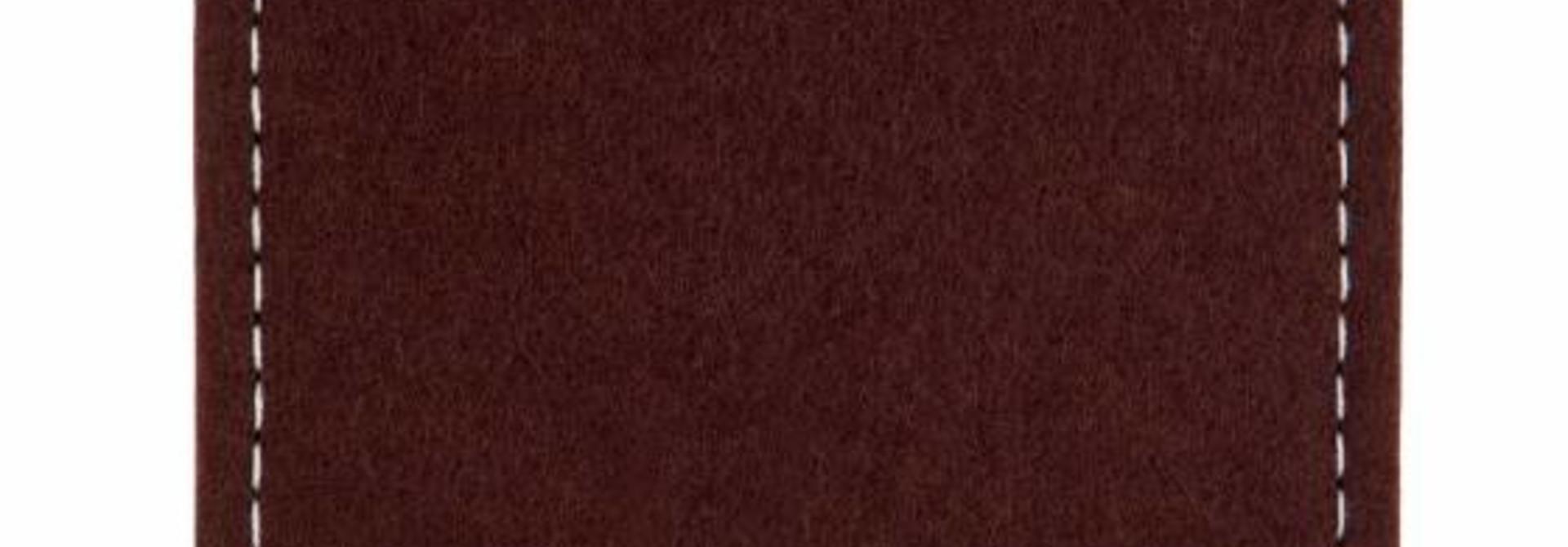 Mi / Redmi Sleeve Dunkelbraun
