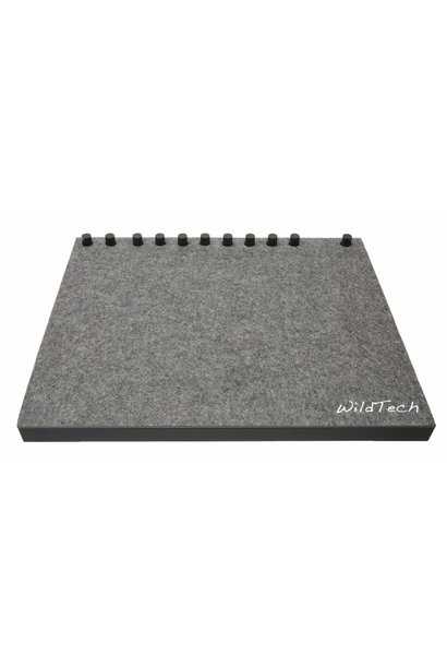Push DeckCover Grey