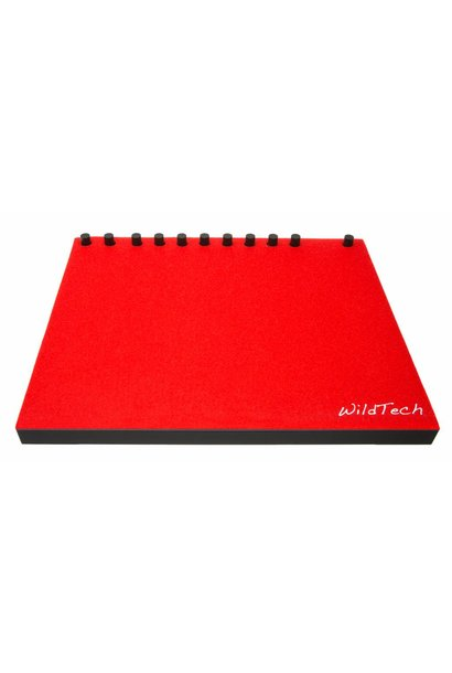 Push DeckCover Bright-Red