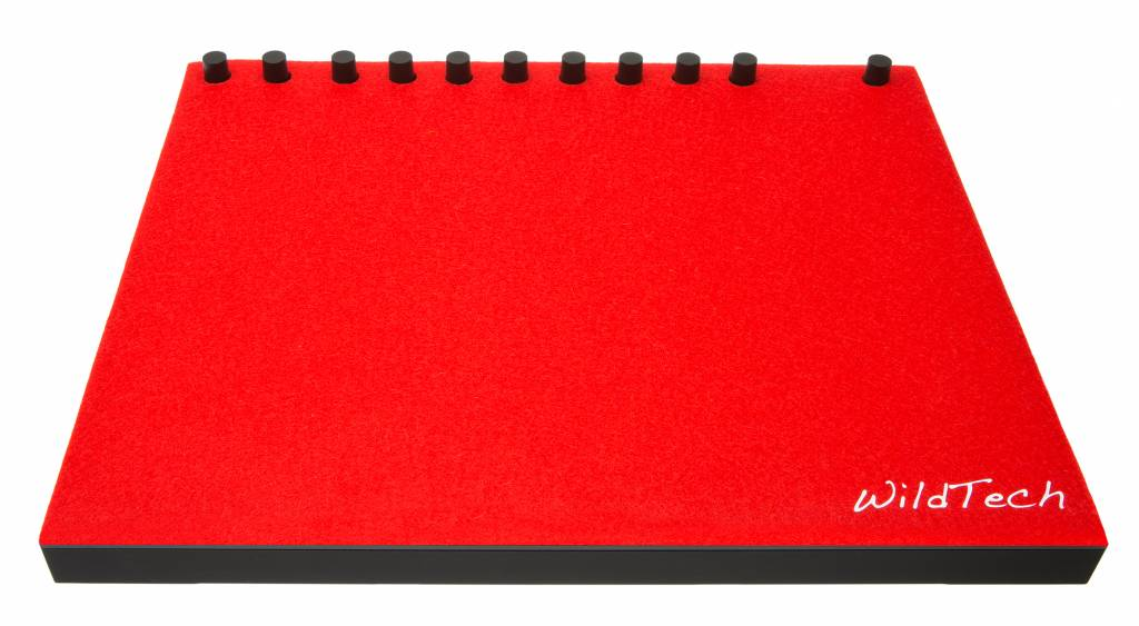 Push DeckCover Bright-Red-1