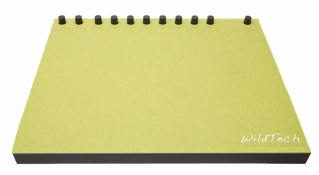 Push DeckCover Lime-Green-1