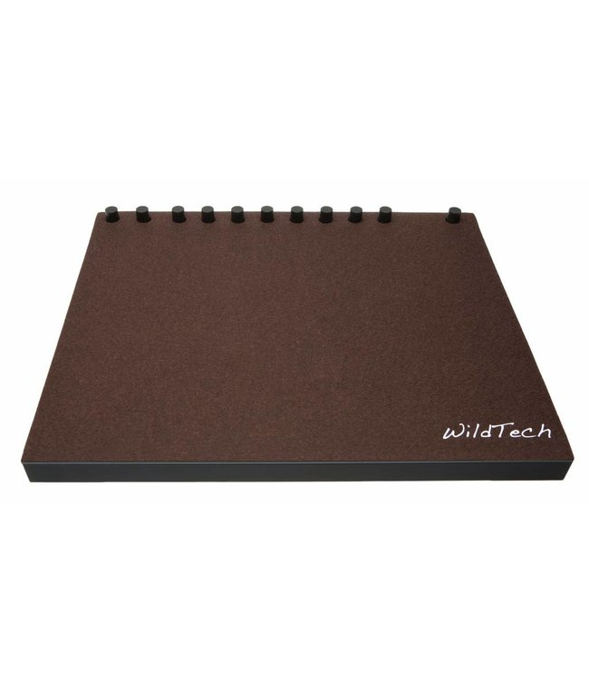 Ableton Push DeckCover Dunkelbraun