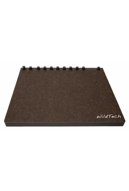 Push DeckCover Truffle-Brown