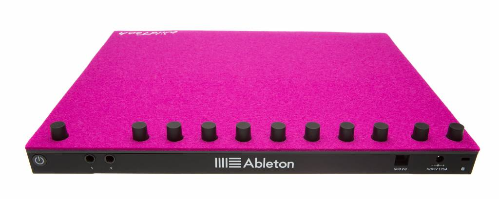 Push DeckCover Pink-2
