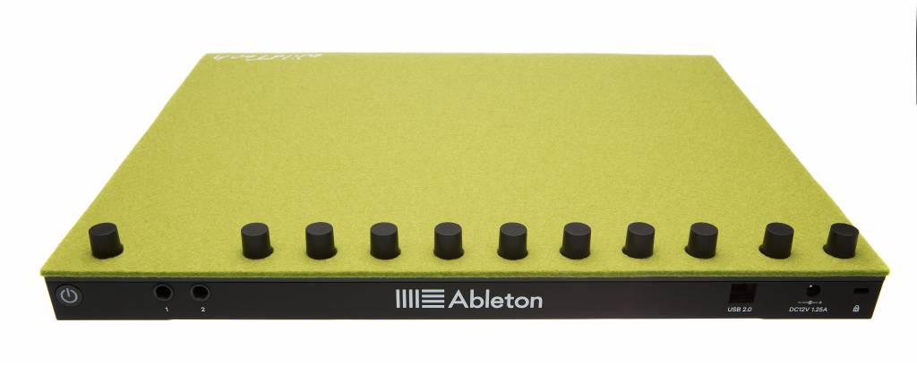 Push DeckCover Lime-Green-2