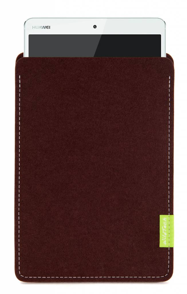 MediaPad Sleeve Dark-Brown-1